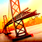 Download Game Bridge Construction Simulator [Mod: Infinite Tips] APK Mod Free