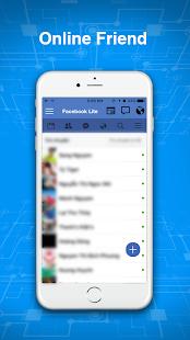 Lite for Messenger & Facebook - náhled