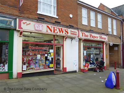 CT News The Paper Shop on High Street - Newsagents in Town