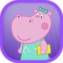 Professions. Kindergarten icon