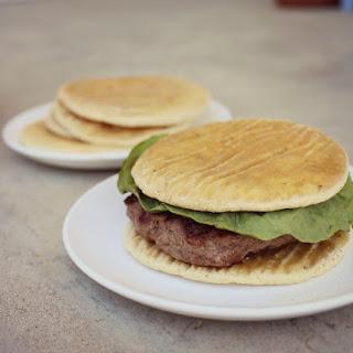 AIP Plantain Sandwich Rounds.