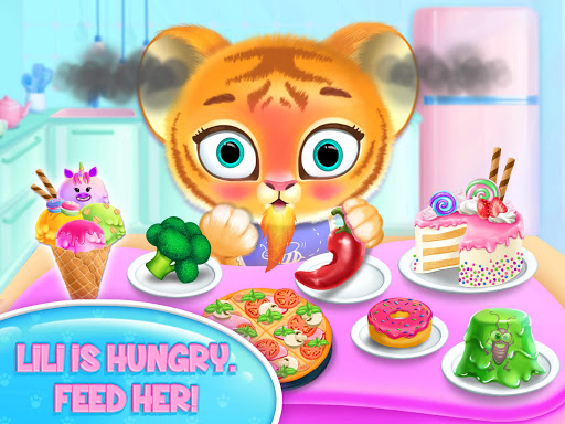 Baby Tiger Care - My Cute Virtual Pet Friend  image 11