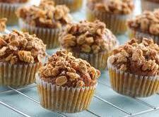 Mini Pumpkin Muffins Recipe