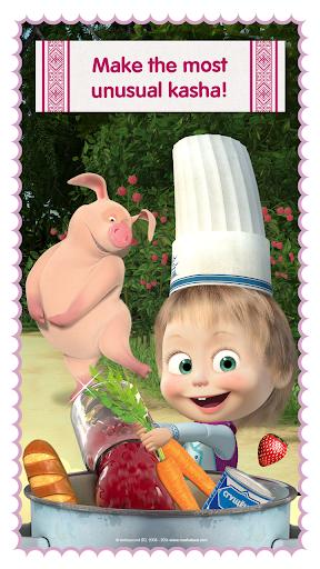 Masha and Bear: Cooking Dash 1.2.11 screenshots 6