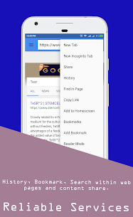 Fast Mini Browser App Download For Android and iPhone 7