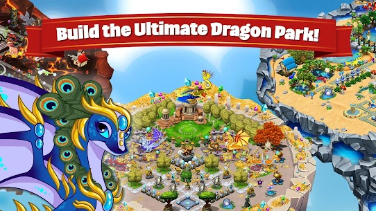 DragonVale MOD Apk (Unlimited Gold/Crystals) 10