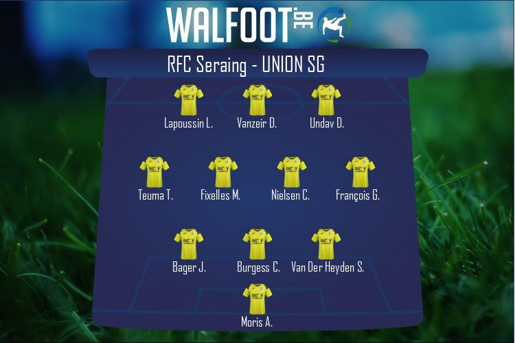 Union SG (RFC Seraing - Union SG)