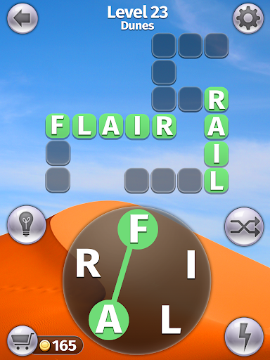 Word Jams - screenshot