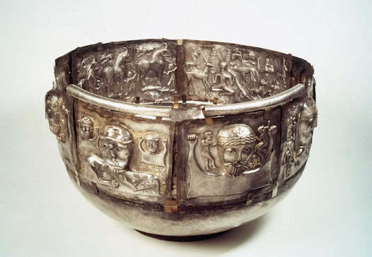 The Gundestrup Cauldron - Unknown – Google Cultural Institute