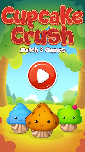 cupcake crush:比賽3場
