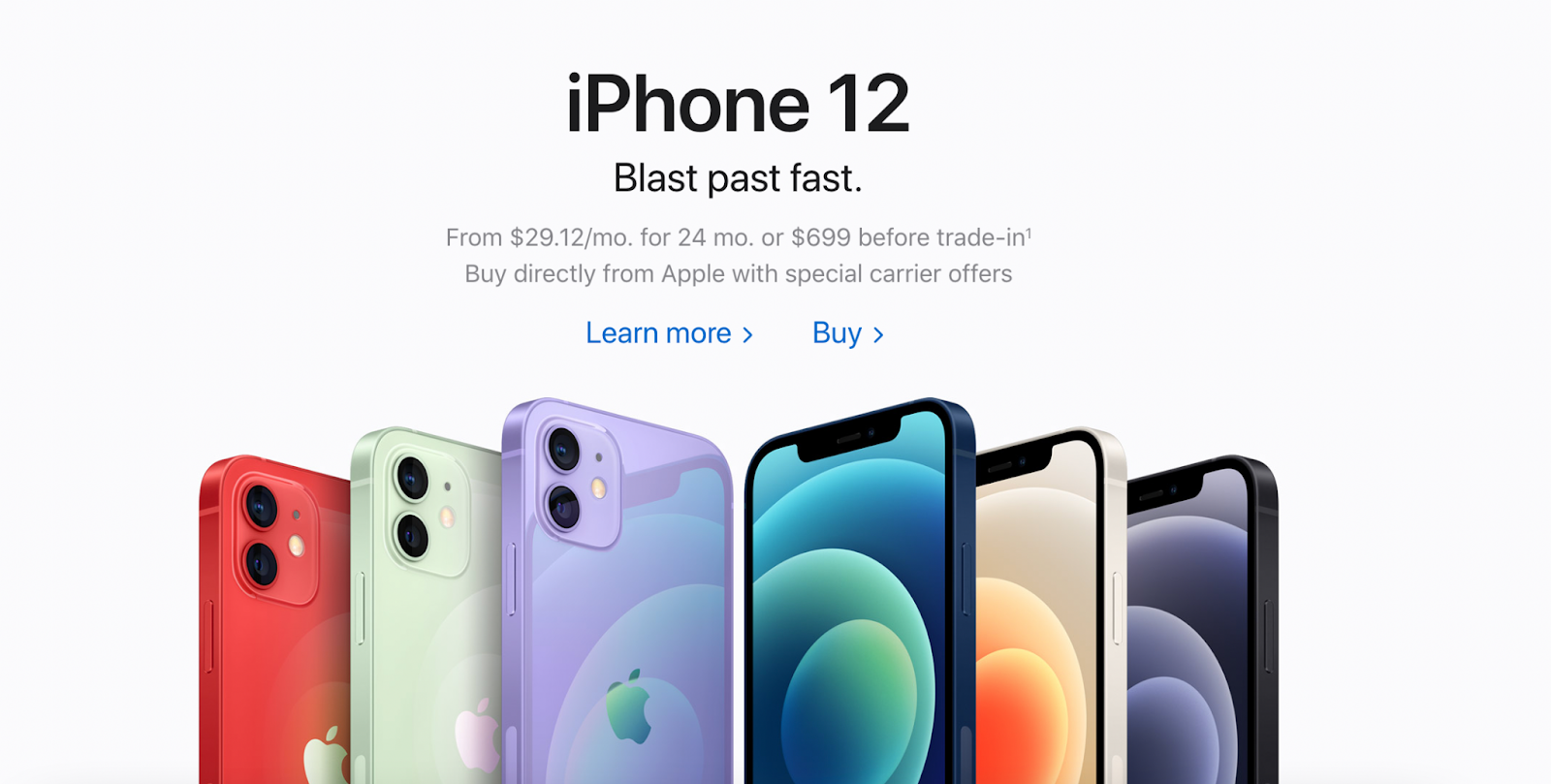 Importance of Topography - Apple Homepage