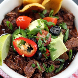 Award Winning Beef Chili