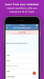 CLEP Practice Test - náhled