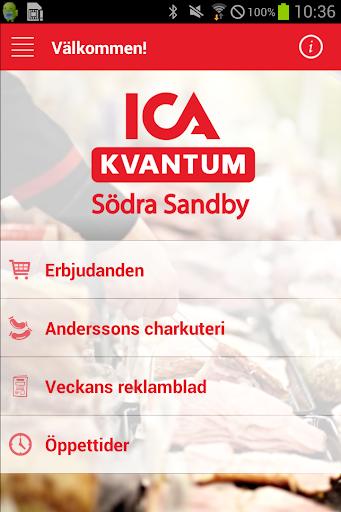 ICA Kvantum Södra Sandby