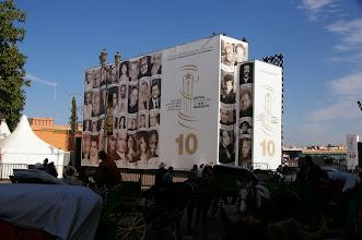 Photo: Pub affiche Festival du cinéma de Marrakech