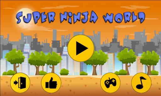 Super Ninja World