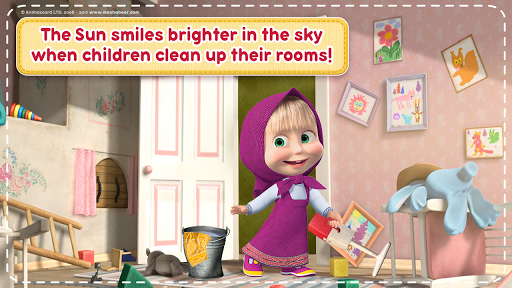 Masha and the Bear: House Cleaning Games for Girls 1.9.12 Cheat screenshots 3