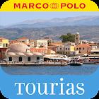 Crete Travel Guide - TOURIAS icon
