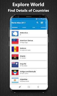 World Atlas 2017 - náhled
