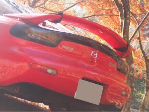 RX-7 FD3S 後期 1999のカスタム事例画像 Fさんの2020年11月19日20:16の投稿