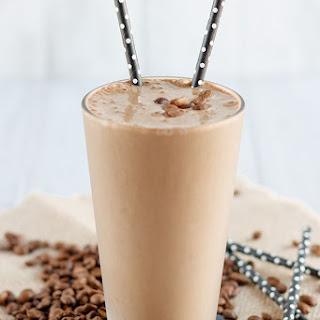 Thai Iced Coffee Protein Shake