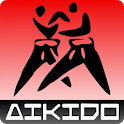 Aikido training icon