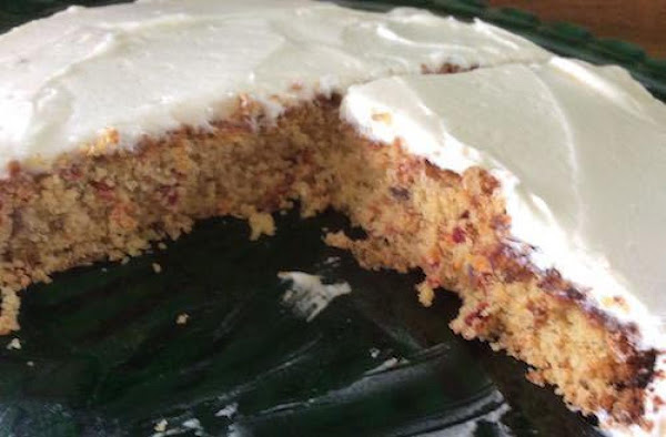 Beet And Carrot Cake Recipe