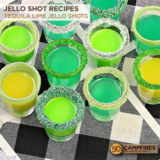 Lime Jello Jello Shots Recipes.