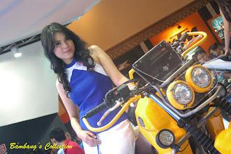 Photo: Yamaha Girls @JMS 2012
