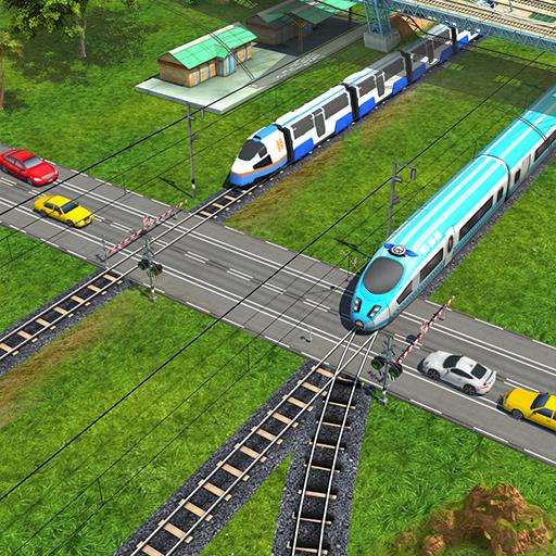 Euro Train Racing Game 2017- Multiplayer (game)