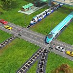 Euro Train Racing Game 2017- Multiplayer Icon