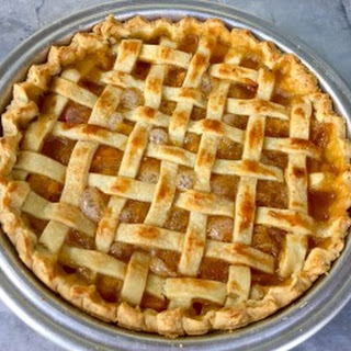 Ani's Real Peach Pie