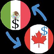 Mexican Peso Canadian Dollar / MXN CAD Converter