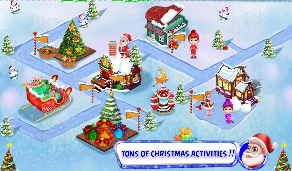 Christmas Story For Toddlers- screenshot