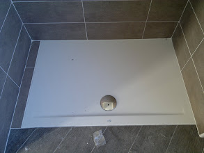 Photo: Piatto doccia bagnetto - Ideal Standard Ultra Flat da 120x80