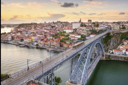 voyage moto portugal