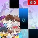 Piano BTS KPOP Army Magic Tiles icon