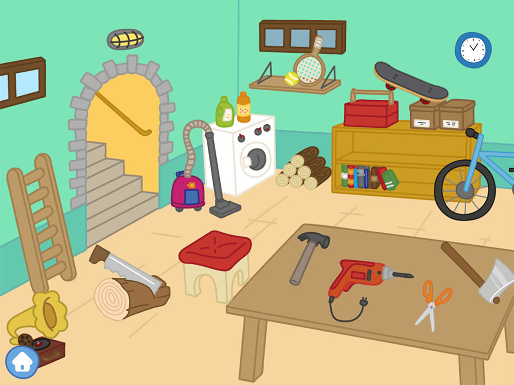 Kids fun memory learning- screenshot
