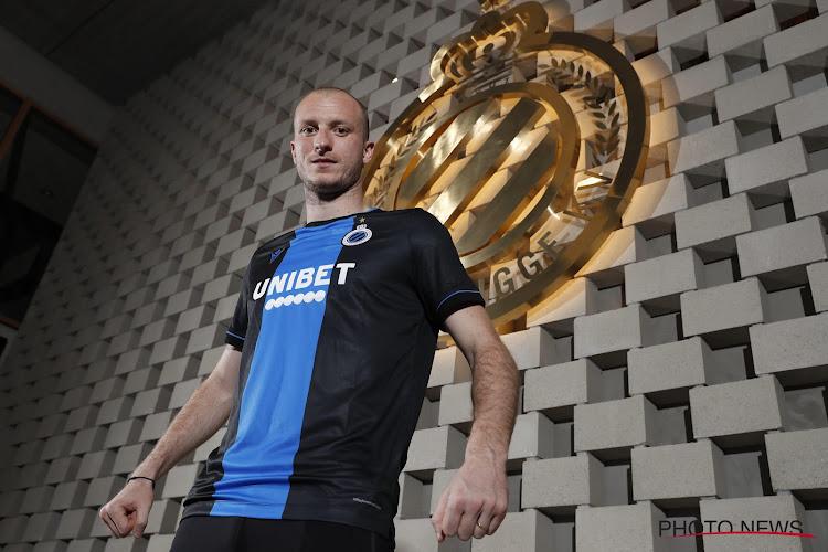 Michael Krmencik kijkt zijn ogen uit op Brugs oefencomplex en wil zich revancheren tegen Antwerp