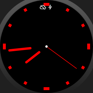 Watch Face Simple&Clean  screenshots 2