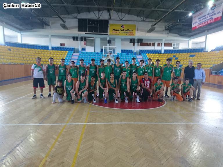 Çankırı basketbol akademisi