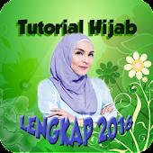 Tutorial Hijab Lengkap 2016