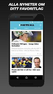 Sportkoll Hockey - SHL samt Hockeyallsvenskan - náhled