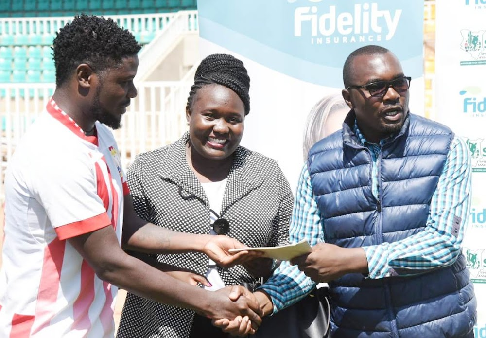 Homeboyz striker Wanga feted by fans at Bukhungu