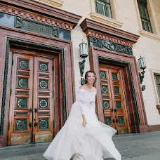 Wedding photographer Polina Chubar (PolinaChubar). Photo of 04.10.2018