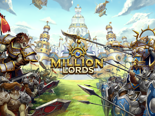 Million Lords: Kingdom Conquest - Strategy War MMO 2.2.5 screenshots 15