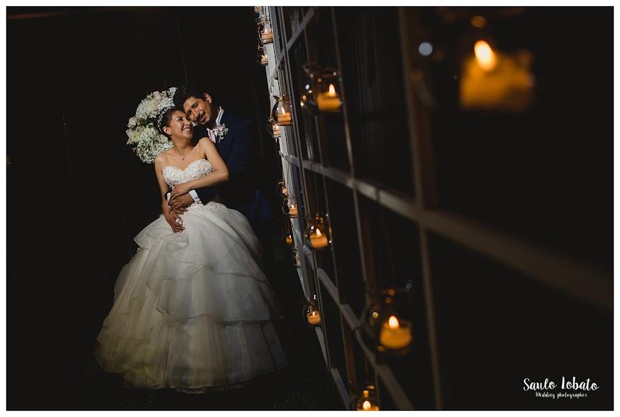 Fotógrafo de bodas Saulo Lobato (saulolobato). Foto del 27.10.2018