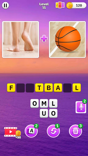 Word Pics ud83dudcf8 - Word Games ud83cudfae apkpoly screenshots 8