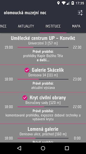 Olomoucká muzejní noc 2015