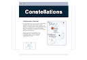 Discover Funder Relationships Through Constellations in Grant Map